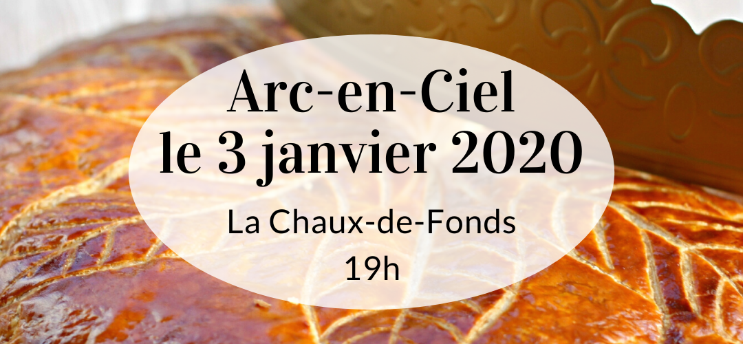 Rencontre du 3 janvier 2020: Bonne année!!!